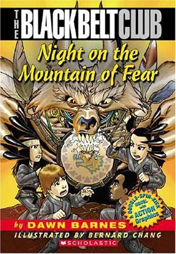 (By Dawn Barnes Night On The Mountain Of Fear (Black Belt Club) (1st Frist Edition) [Paperback])