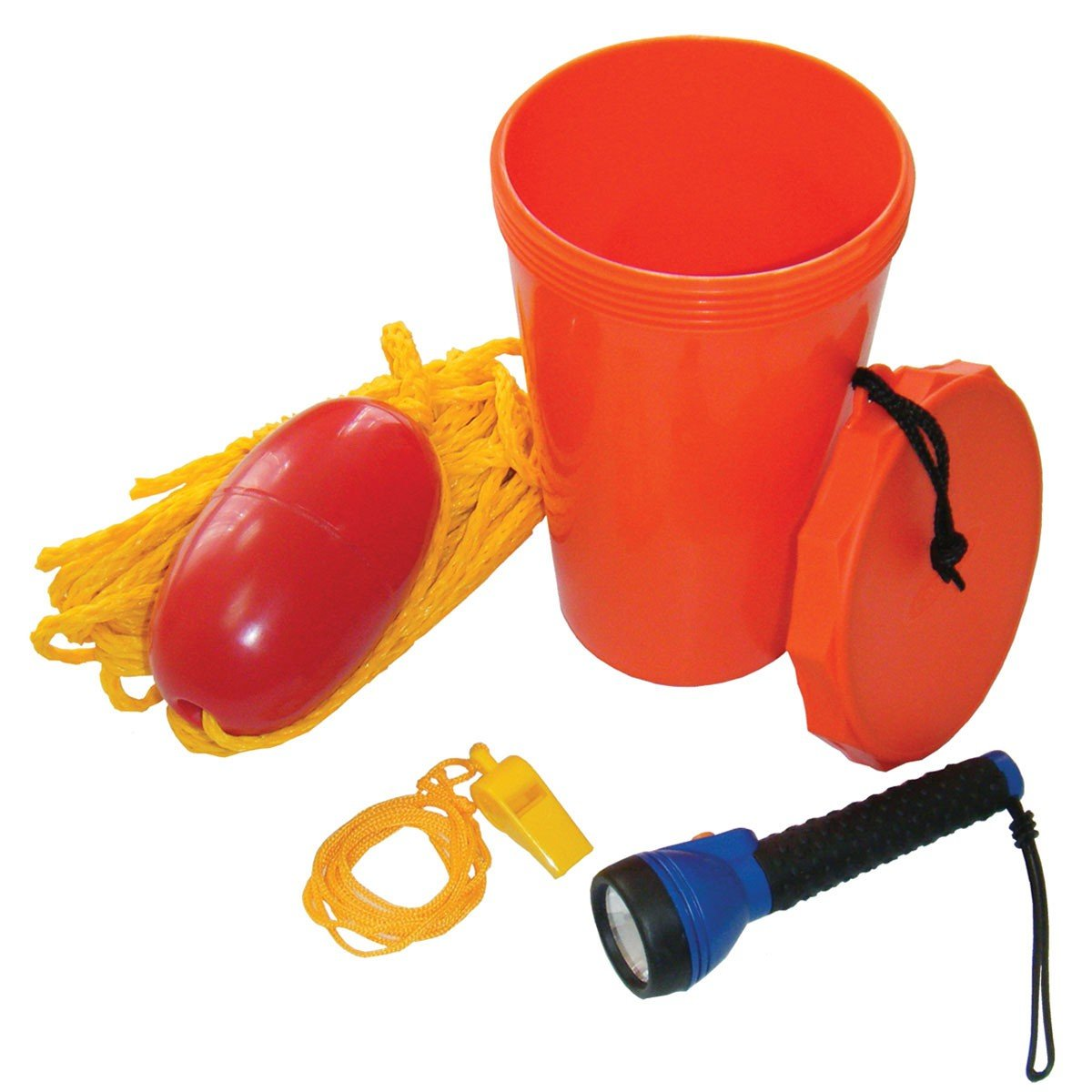 Kwik Tek Boat Safety Kit for Watersports as a Requirement of United States & Canadian Coast Guard