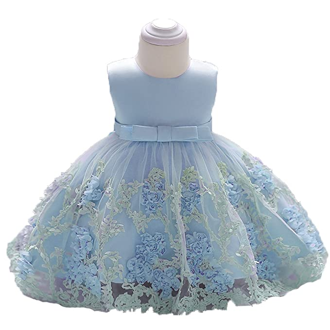 OURDREAM Baby Girls Wedding Dresses Toddler Pageant Dress: Amazon.ca ...