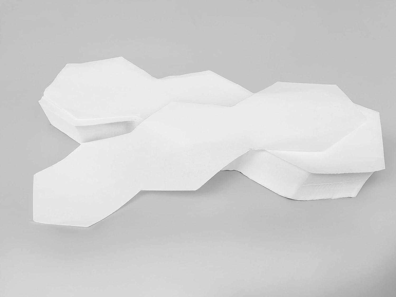 450 Filtros para Mascarillas Higiénicas Reutilizables. Tejido No Tejido que cumple con la Norma UNE0064. Ensayos realizados bajo Norma UNE-EN 14683:2019+AC:2019