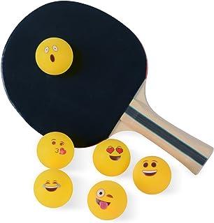 Amazon.com: Pongo Portable Table Tennis Set, Surf Blue: Toys & Games