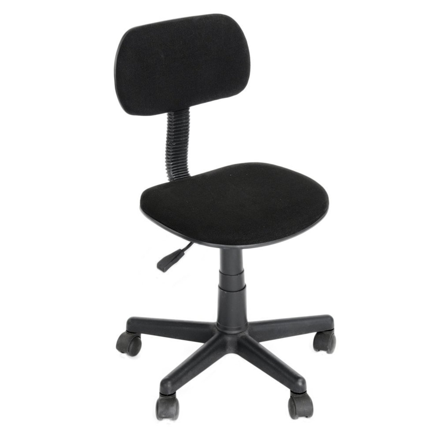 GreenForest Computer Typist Chair Seat Office Operator Rest Back Study Desk Chairs Black Amazon.co.uk Kitchen u0026 Home  sc 1 st  Amazon UK & GreenForest Computer Typist Chair Seat Office Operator Rest Back ...