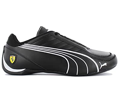 77e609083b71 Puma SF Future Kart Cat Footwear Black Mens Trainers Sneaker Shoes ...