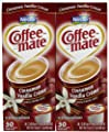 Coffee-mate Liquid Creamer Singles - Cinnamon Vanilla Creme - 50 ct - 2 pk from Coffee-mate