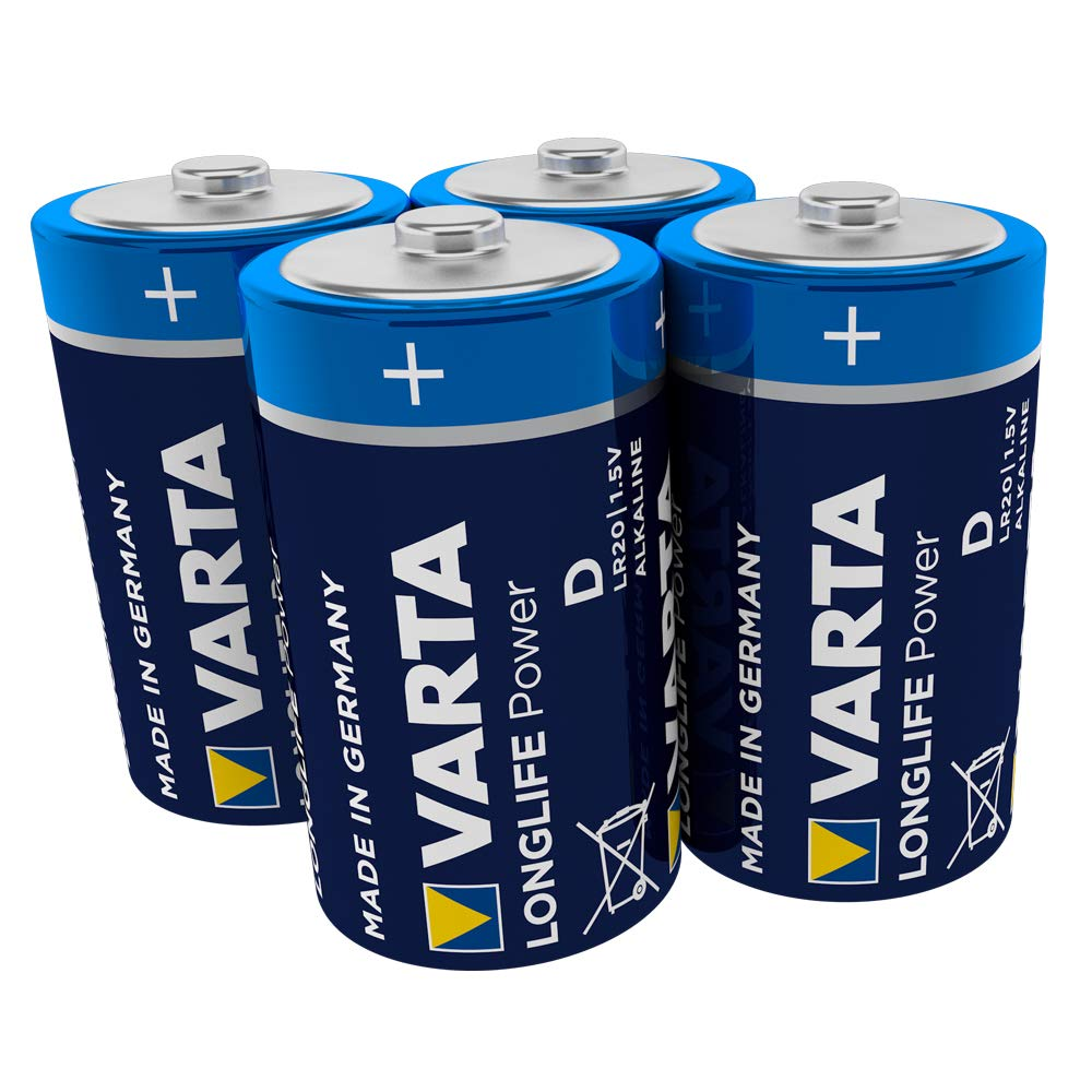 Pack x24 Pilas Alcalinas AAA Micro VARTA Longlife Power LR03