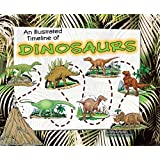 An Illustrated Timeline of Dinosaurs (Visual Timelines in History)