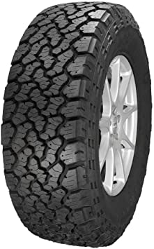 Terrain Radial Tire-LT275//70R18 125S General GRABBER A//TX All