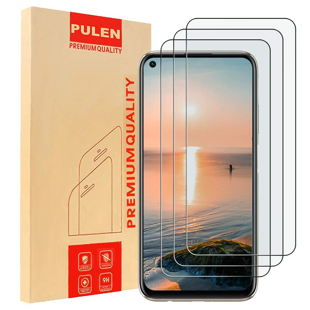 3 Vidrios Templados Para Motorola Moto G8, Pulen