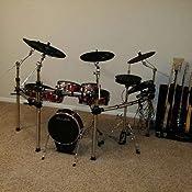 alesis strike pro kit eleven piece professional electronic drum kit with mesh. Black Bedroom Furniture Sets. Home Design Ideas