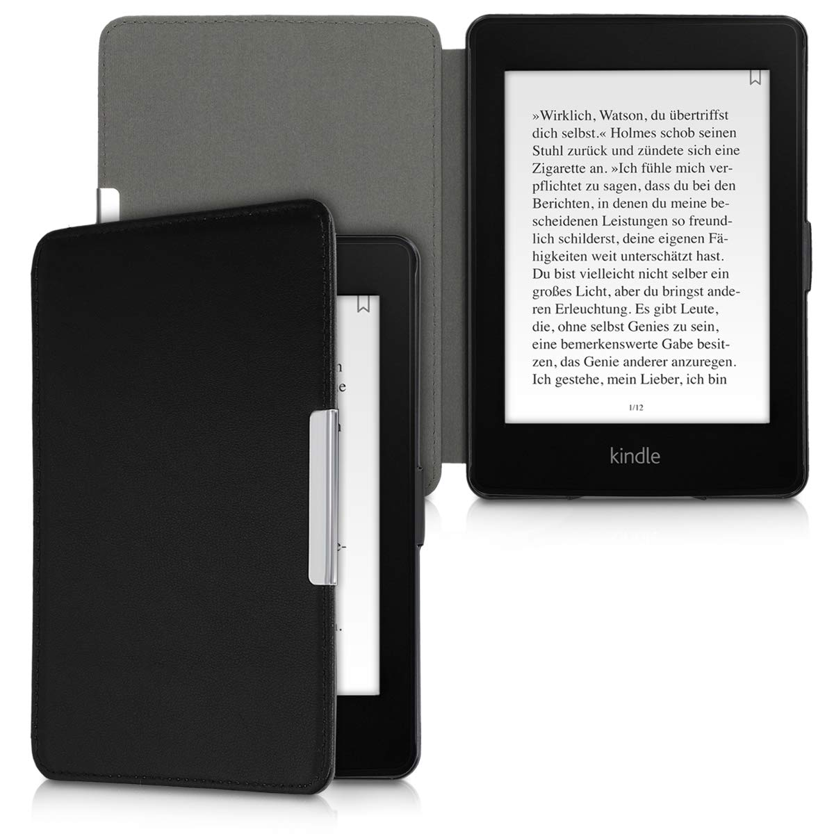 kalibri Funda para Amazon Kindle Paperwhite: Amazon.es: Electrónica