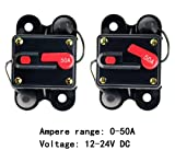 ANJOSHI Circuit Breaker 50amp 50A-300A with