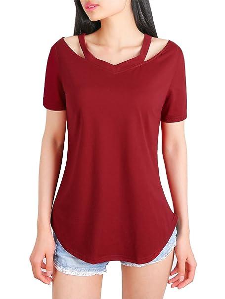 00ef87569 Camiseta Deportiva Mujer