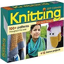 Knitting 2019 Calendar
