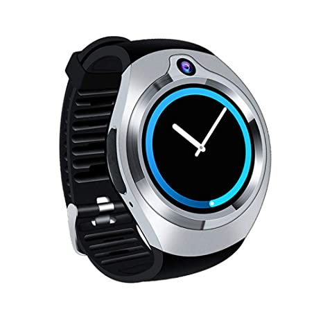 Amazon.com: LARDOO Smartwatch Bluetooth Smart Watch Reloj ...