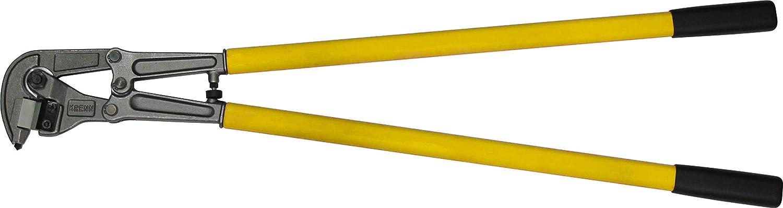 KRENN Mattenschneider mit gelb Griff 950 mm KRENN...wir schneiden Stahl