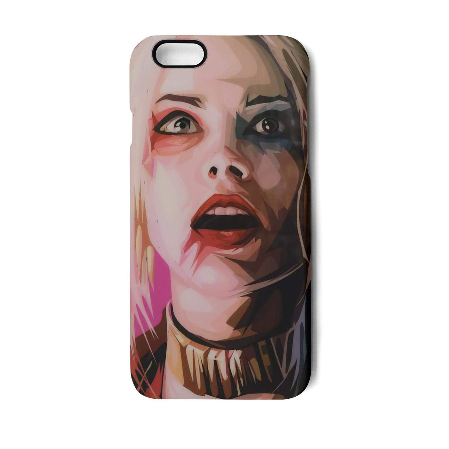Amazoncom Iphone 6 Plus Case Suicide Squad Harley Quinn