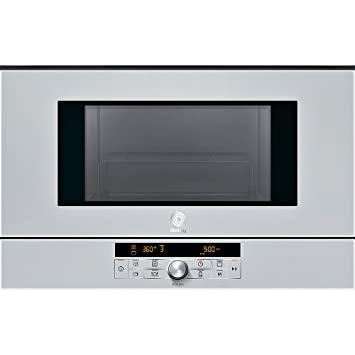 Balay 3WG459XDC Integrado 21L 900W Gris - Microondas (Integrado, 21 L, 900 W
