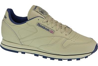 c3160b0c4377f Reebok Herren Sneaker beige 10