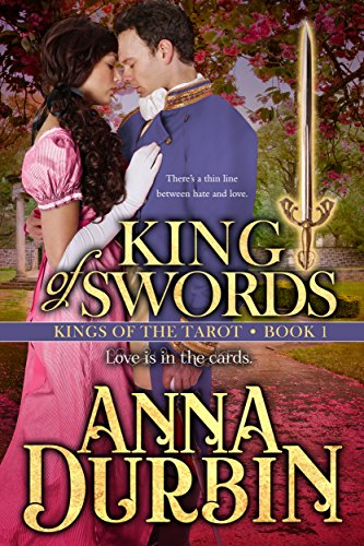 King of Swords (Kings of the Tarot Book 1) by [Durbin, Anna]
