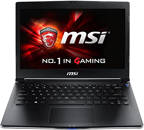 MSI GS30 2N(Shadow)-035ES - Portátil de 13.3