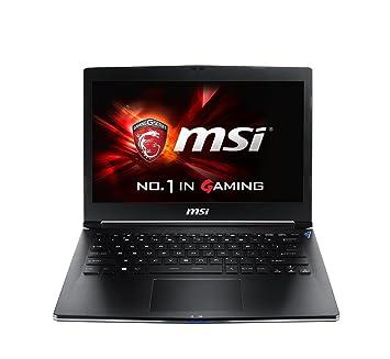 """MSI GS30 2N(Shadow)-035ES - Portátil de 13.3"""" (Intel Core"""