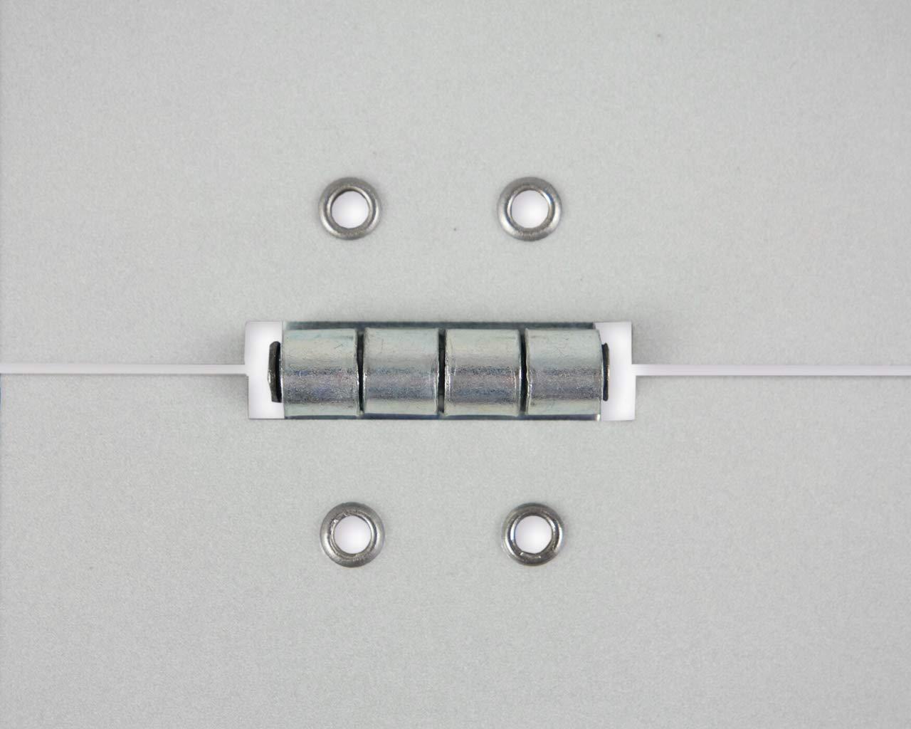 A-Tafel A-Schild f/ür Abfalltransport Aluminium horizontal klappbar ohne Kantenschutz 400x300 mm Warntafel Abfalltafel Abfallschild LKW