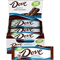 18-Count Dove 100 Calories Milk Chocolate Candy Bars (0.65oz each)