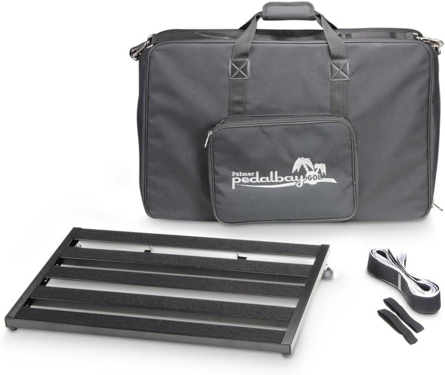 Palmer Pedalbay 60L · Estuches para efectos