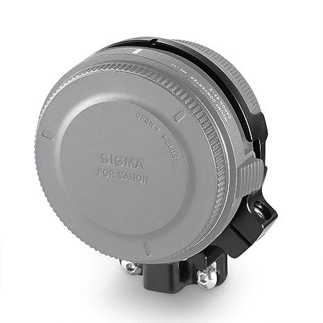SMALLRIG Soporte del Adaptador de Lente para Sigma MC-11 Mount ...