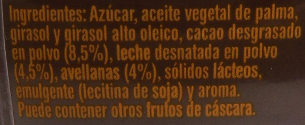 Nocilla la auténtica - Crema de cacao con avellanas - 200 g - [pack de 3]: Amazon.es: Alimentación y bebidas