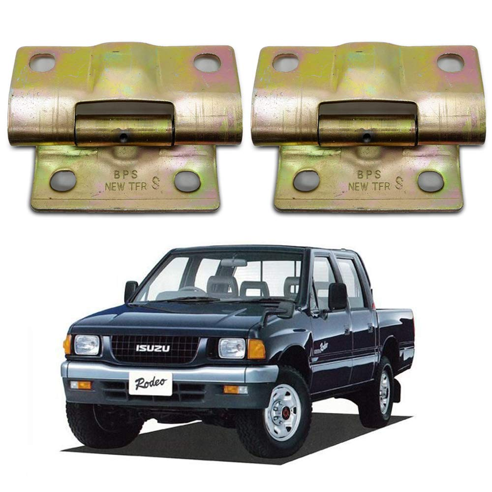 Nonstops Hinge Assy Rear Door Tail Gate For Isuzu Holden Rodeo New Tfr Pickup 1991 1997 by Nonstops