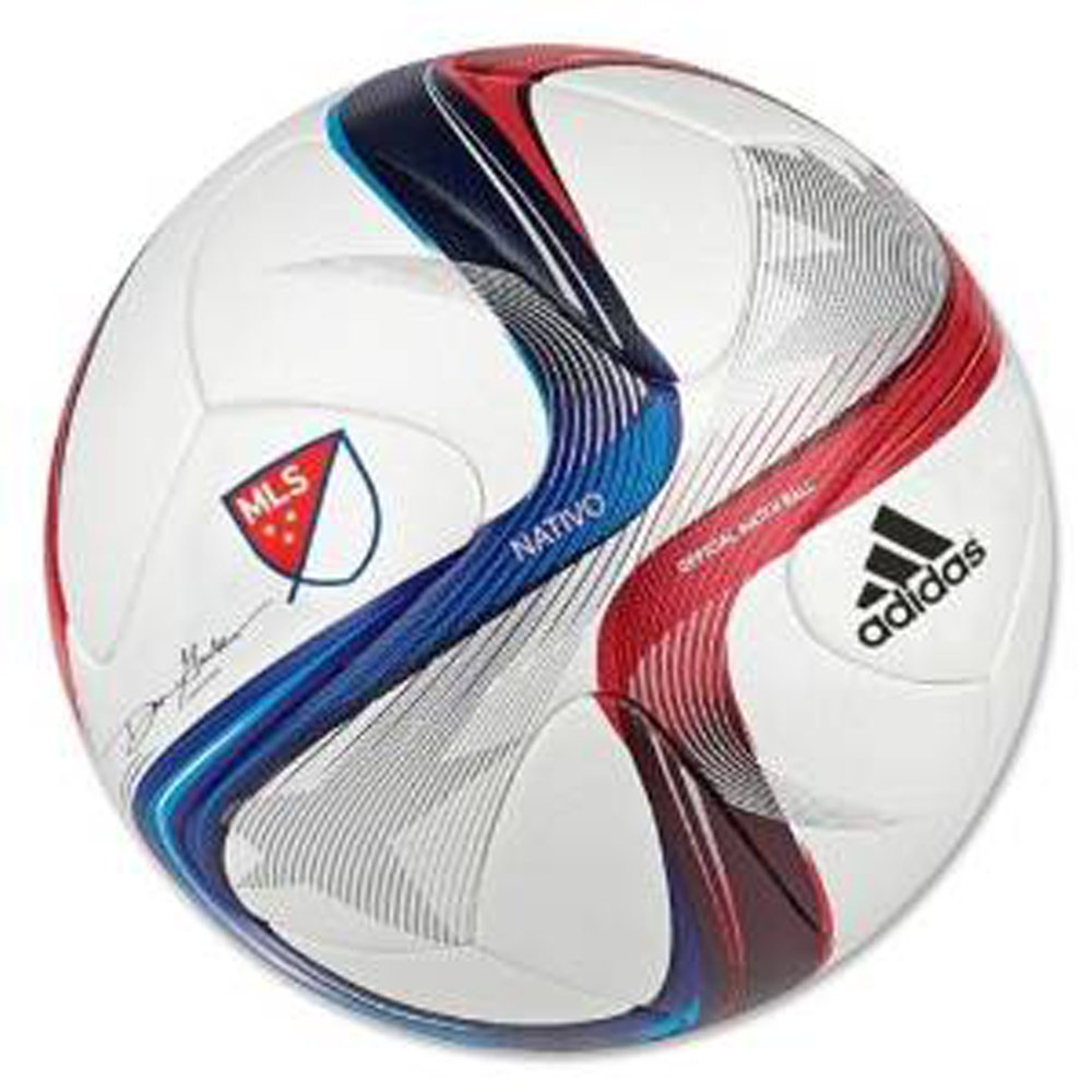 adidas MLS Official Match Ball balón de fútbol Nativo (5) FIFA ...