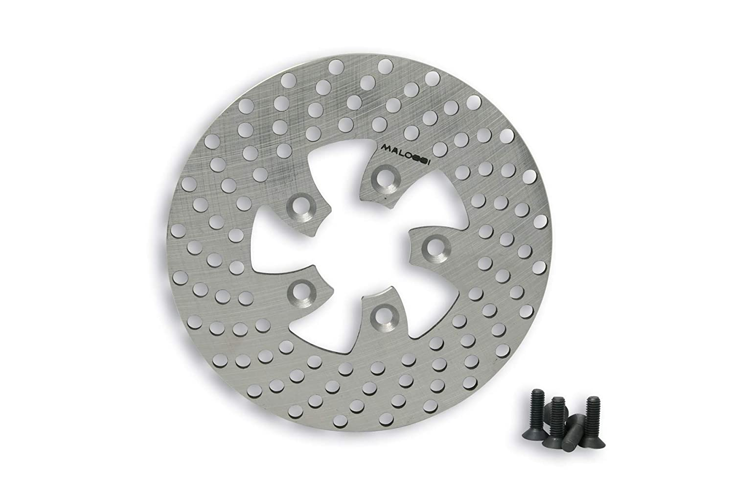 MALOSSI 628958 Disco freno BRAKE POWER DISC /Ø156 MALAGUTI F10 50