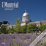 Montreal Canada Wall Calendar 2018 {jg} Best Holiday Gift Ideas - Great for mom, dad, sister, brother, grandparents, , grandchildren, grandma, gay, lgbtq.