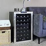 allavino cdwr28 1srt cascina series thermoelectric 28 bottle wine refrigerator