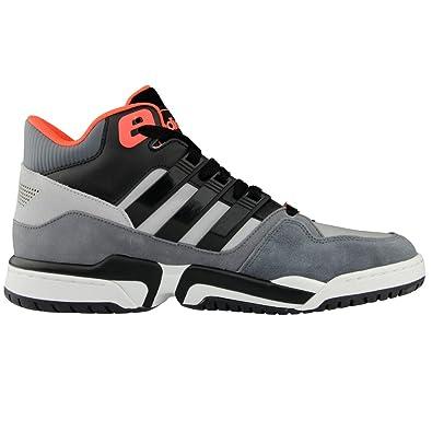 Grösse 9 adidas Sportschuhe in Schwarz!