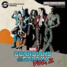 Phase Three: Marvel's Guardians of the Galaxy, Vol. 2 Audiobook by  Marvel Press Narrated by MacLeod Andrews