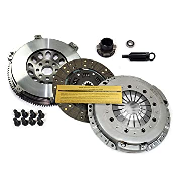 sachs-stage 2 HD Kit de embrague y 14,5 kg ligero volante para