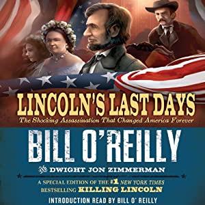 Lincoln's Last Days Audiobook