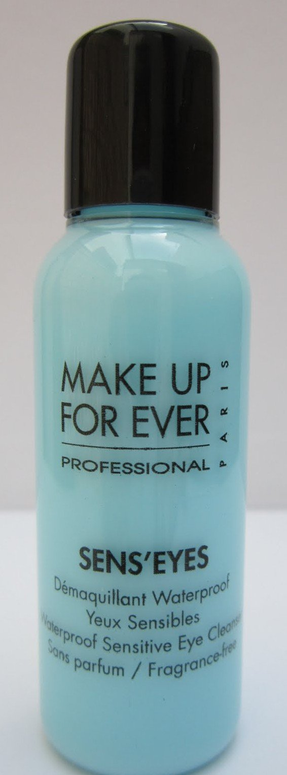 MAKE UP FOR EVER SENS'EYES Waterproof Sensitive Eye Cleanser - TRAVEL SIZE by Jubujub