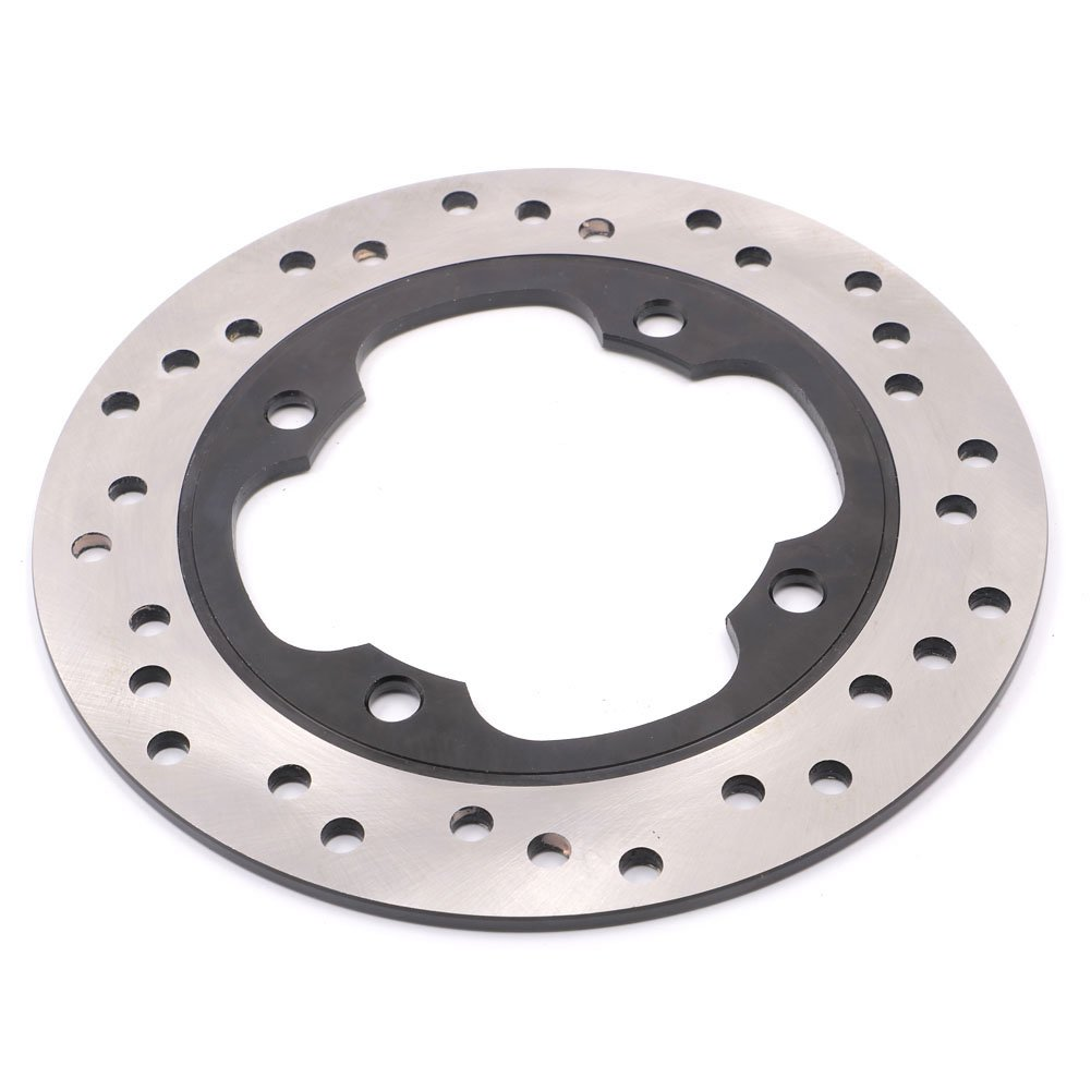 Rear Brake Disc Rotors For Hon da CB 400 N CBR 400 RR CB600 F CBR600 F F3 F4 F4I CBR600RR Motofans