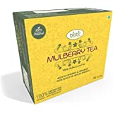 Biotic's Herbal Tea - White Mulberry Leaf Tea - 50 Tea Bags, Full of Nutrients, Anti-Oxidants, Vitamins and Minerals, Weight Loss and Diabetic (Slimming Tea)