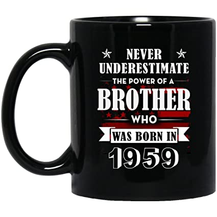 60th Birthday Gift Idea For Brother