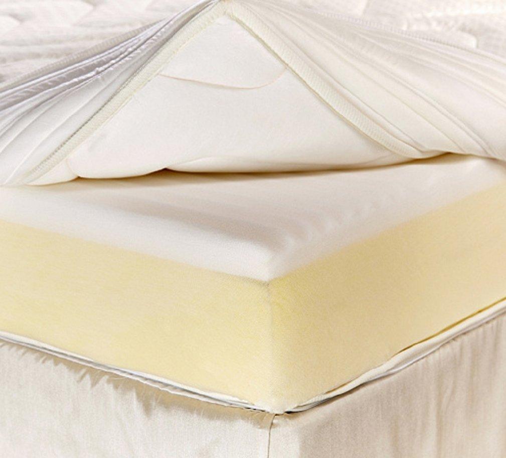 Magniflex Anti-Dust y ácaros Universal Confort colchón de Espuma con Efecto Memoria - Single: Amazon.es: Hogar
