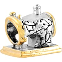 Vintage Sewing Machine Love Lovely Sale Cheap Jewelry Beads Fit Pandora Charms Bracelets