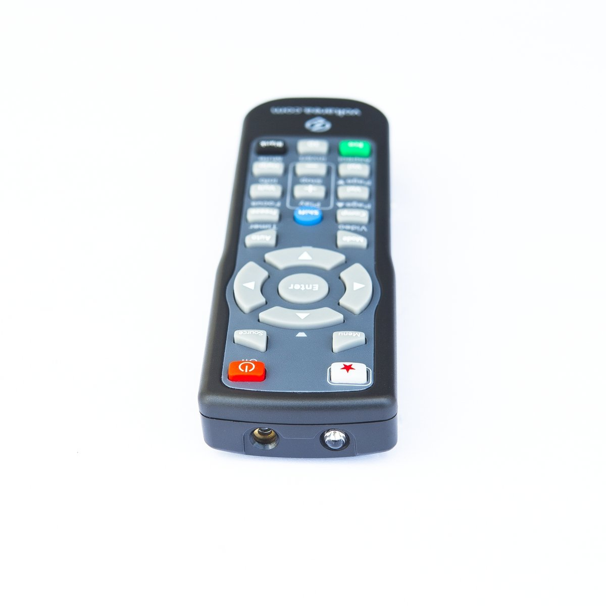 Remote Control for NEC NP4100W-10ZL Projector with Laser Pointer