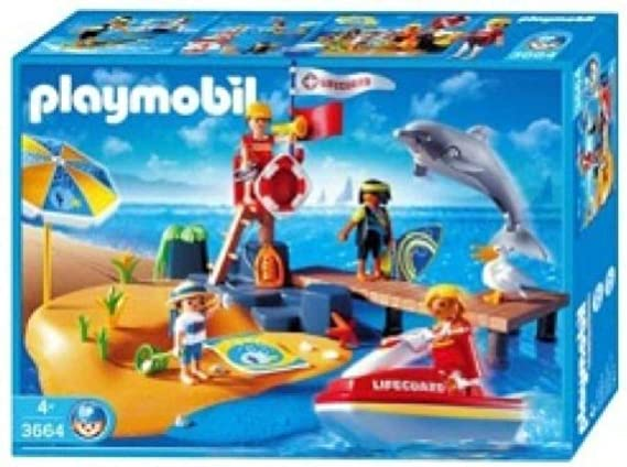 Playmobil The Beach