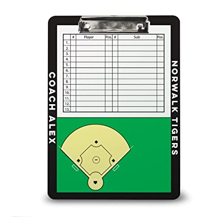 Softball coach board Baseball Coaches' & Referees' Gear