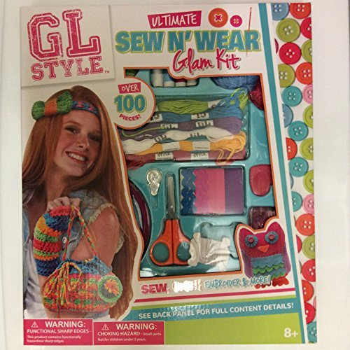 GL STYLE Ultimate Sew N' Wear Glam Kit by GL STYLE