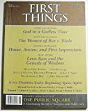 img - for First Things (Number 134, June/July 2003) book / textbook / text book